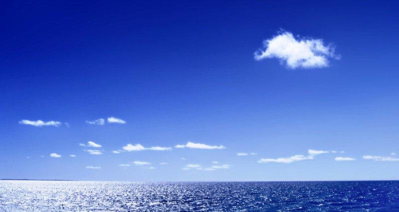 Calcolo assorbimento CO2 Oceani