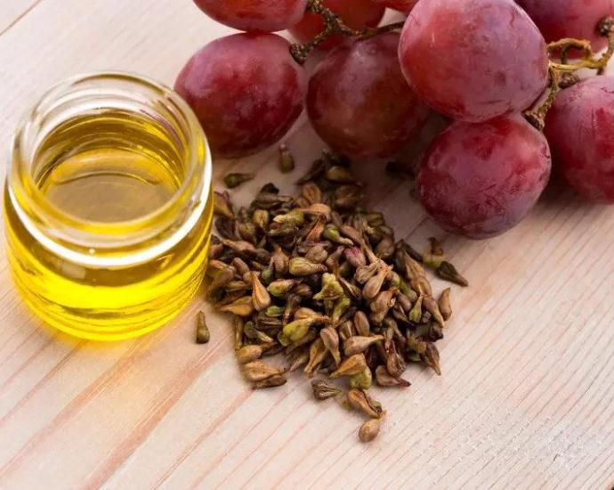 Olio Vinaccioli proprietà pelle