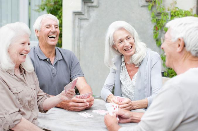 Qualità di vita anziani migliorata
