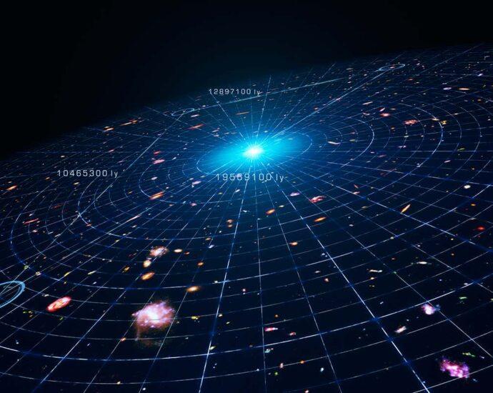 Materia presente nell'Universo