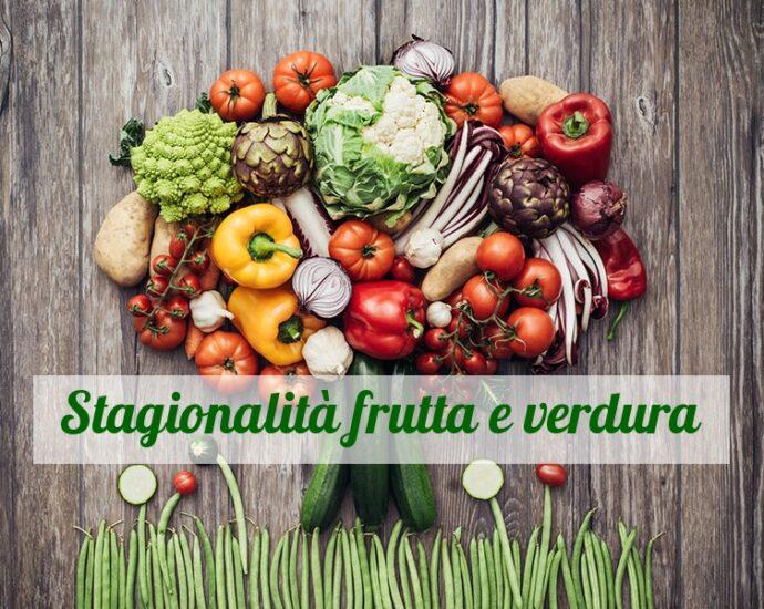 Stagionalità Frutta e Verdura