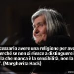 Frasi celebri di Margherita Hack