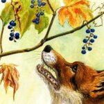 La Volpe e l'Uva: significato favola di Esopo