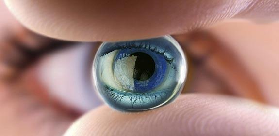 Primo trapianto di cornea artificiale