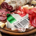 Etichettatura salumi normativa con indicazione origine