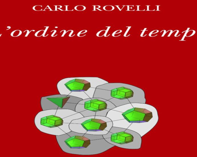 L'Ordine del tempo Carlo Rovelli recensione