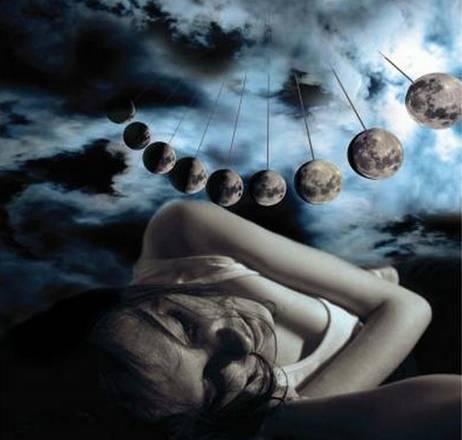 La luna influenza il sonno