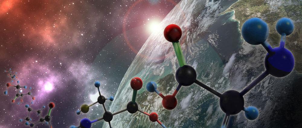 Origine della vita prime molecole organiche