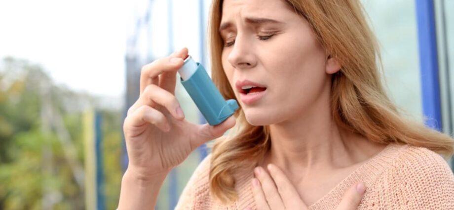 Asma scoperta causa iperattività vie aeree