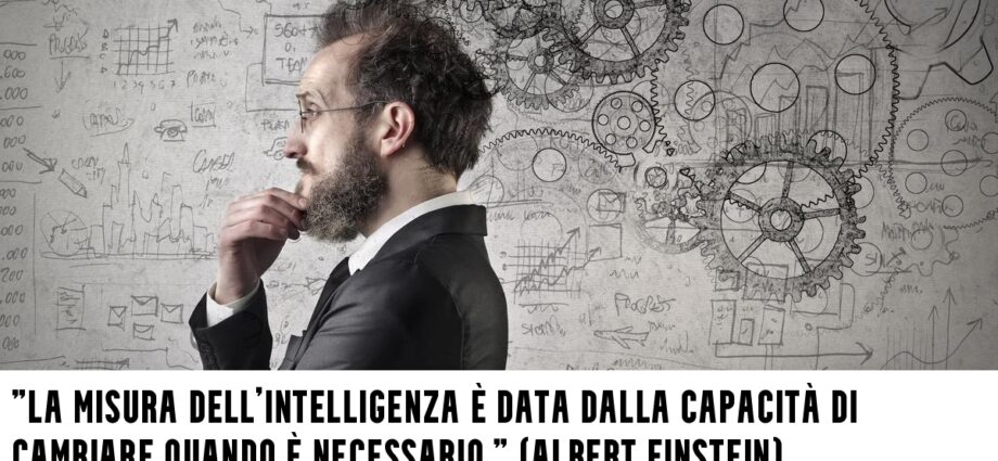 Frase sull'intelligenza Einstein