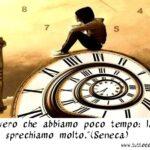 Frasi di Seneca sul tempo e sulla vita