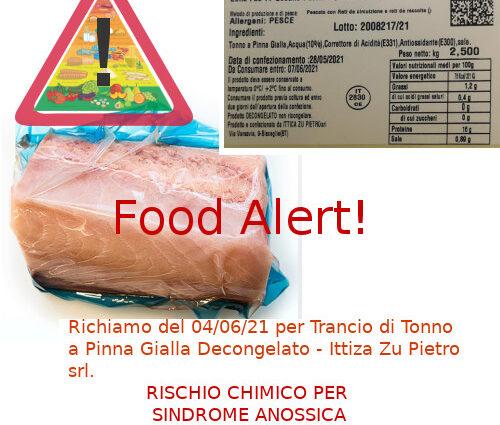 Ittica Zu Pietro Trancio Tonno richiamo