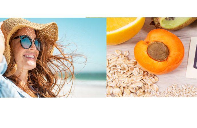 Vitamina B3 protezione pelle sole