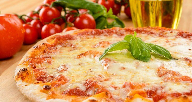 Pizza Margherita calorie