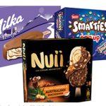 Allerta alimentare per gelati Nuii, Milka e Smarties: rischio per ossido di etilene