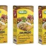 Allerta alimentare per Dialbrodo: rischio per presenza allergene