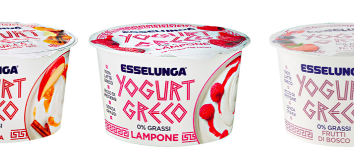 Esselunga Yogurt Greco ritirato