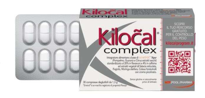 Kilocal Complex richiamo
