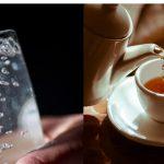 Tè con acqua del rubinetto: crea sottoprodotti della disinfezione